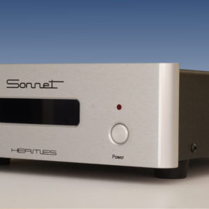 sonnet hermes silver audio streamer