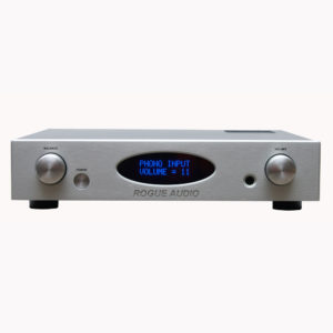 rogue rp-1 silver preamp