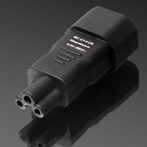 GigaWatt C13 till C5 adapter